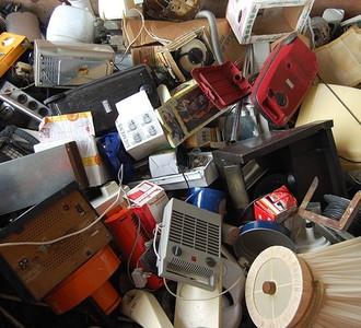 Drei Möglichkeiten, um Elektroschrott einzusparen