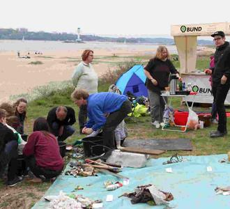 GoNature:Ehrenamtliche werden im Naturschutz aktiv